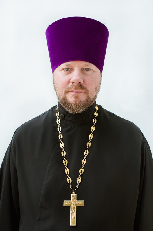 Священник Геннадий Александрович Гришанов