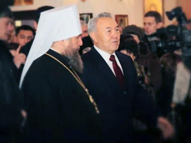 Поздравление Главы государства Нурсултана Назарбаева с праздником Рождества