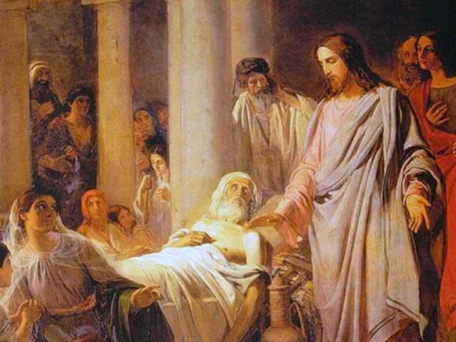 Проповедь в Неделю о расслабленном