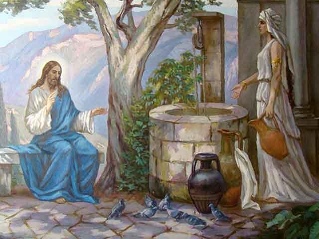 Неделя 5 по Пасхе. О самарянке
